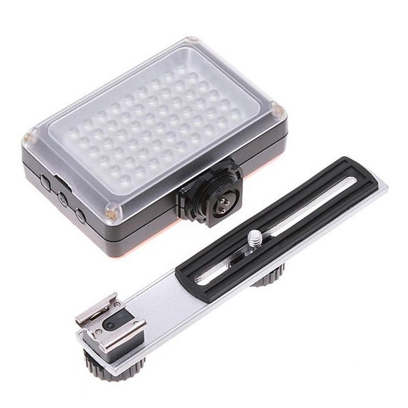 YONGNUO YN-0906 Portable 54-LED 5500K Video lamp voor Camera en Camcorder