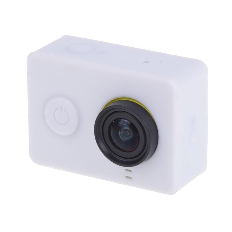 siliconen Gel beschermings hoesje voor Xiaomi Yi Sport Camerawit