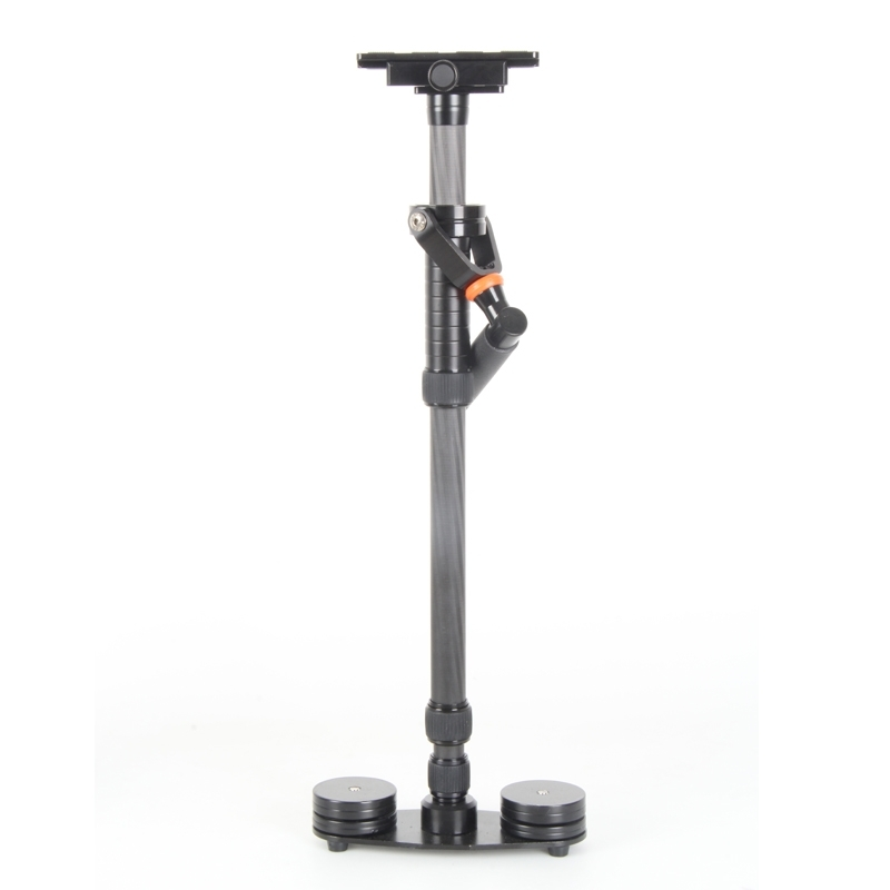 Triopo FM-315 Koolstofvezel Handheld Stabilisator voor DSLR Camera DV