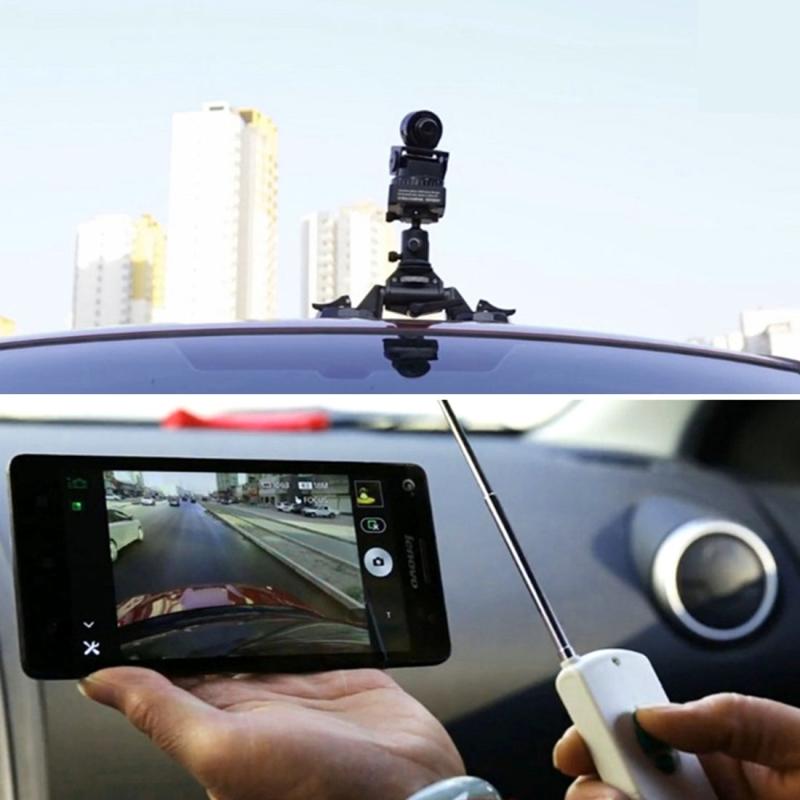 Zifon afstandsbediening Pan Tilt voor Extreme Camera, Wifi Camera nl Smartphone, Model: YT-260