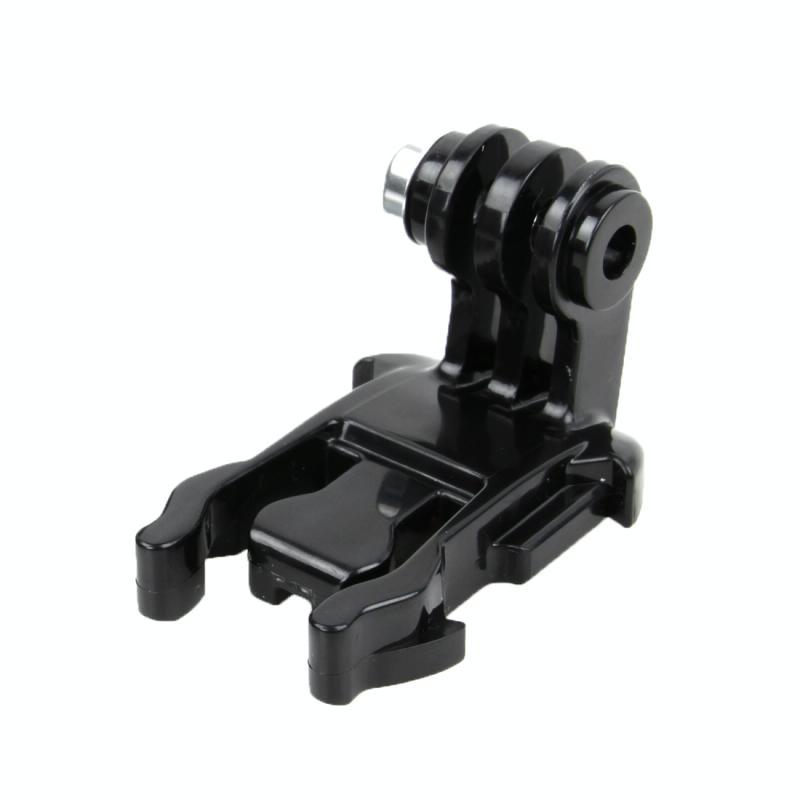 TMC L Type Quick Release zits 180 graad Mount voor GoPro HERO 4 Session / 3+(zwart)