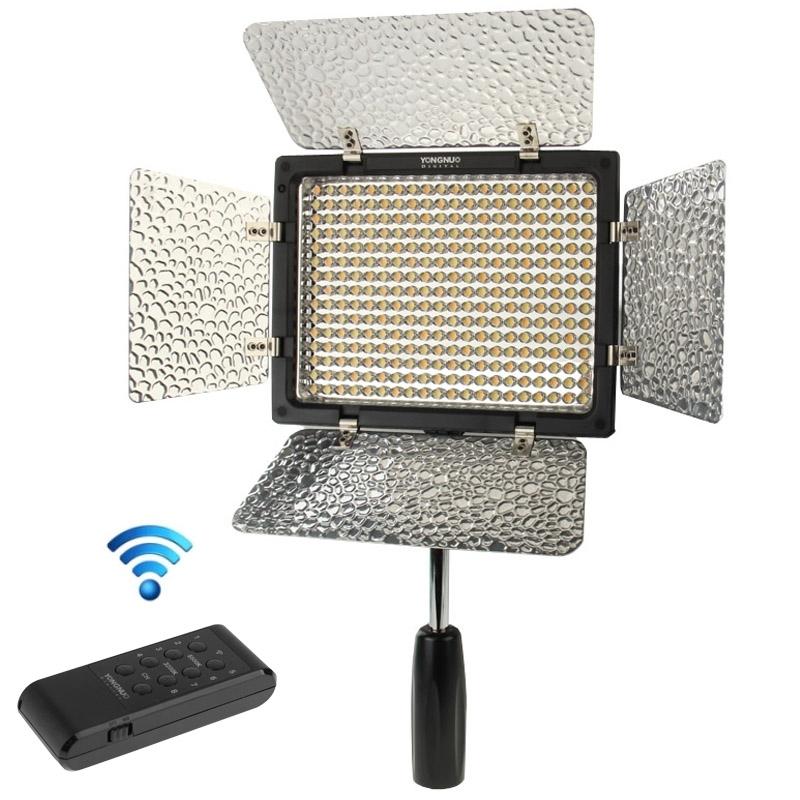 YONGNUO YN300 III LED Videolamp voor Canon Nikon Olympus Camera