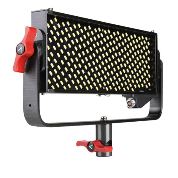 Aputure LS 1/2W CRI 98 Light Storm Studio Videolamp 264 SMD LED met 2.4GHz draadloze afstandsbediening & V-mount Control Box