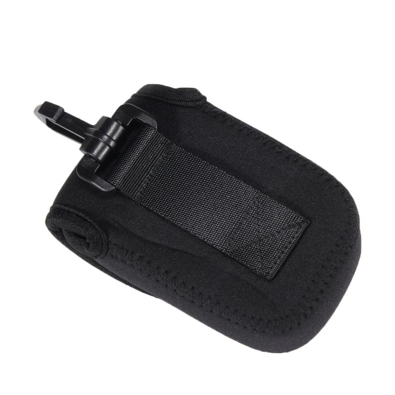 NEOpine Neopreen Camera Tas Hoes voor Canon G9X, Afmetingen: 8.0 x 4.0 x 12.5 cm (zwart)