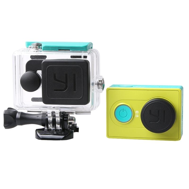 Lens beschermings Cap voor Xiaomi Yi Sport Camera