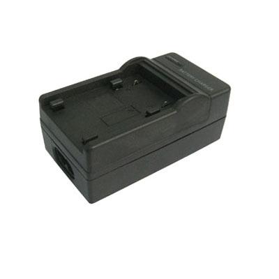 2-in-1 digitale camera batterij / accu laadr voor canon bp608 / bp617