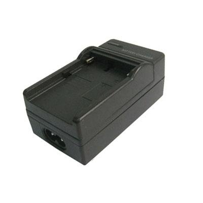 2 in 1 Digitale Camera Batterij Oplader voor SONY FM50/ 70/ 90/ QM71D/ 91D