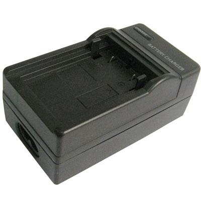 2-in-1 digitale camera batterij / accu laadr voor panasonic 101e / bc7