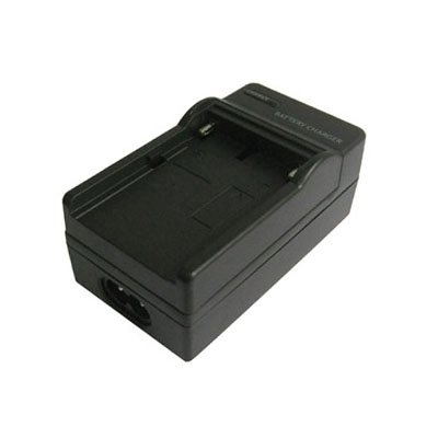 2-in-1 digitale camera batterij / accu laadr voor panasonic vbd1 / vbd2, sony f550 / f750 / f960...