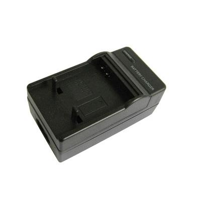 2-in-1 digitale camera batterij / accu laadr voor samsung bp-885t