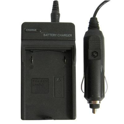 2-in-1 digitale camera batterij / accu laadr voor samsung l110g