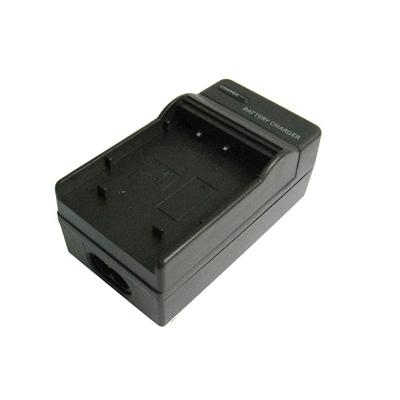 2-in-1 digitale camera batterij / accu laadr voor casio cnp-60