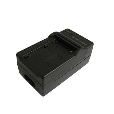 2-in-1 digitale camera batterij / accu laadr voor casio npl7