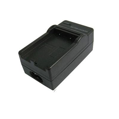 2-in-1 digitale camera batterij / accu laadr voor casio cnp100
