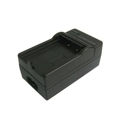 2-in-1 digitale camera batterij / accu laadr voor sanyo dbl50 & fuji fnp60 / np120