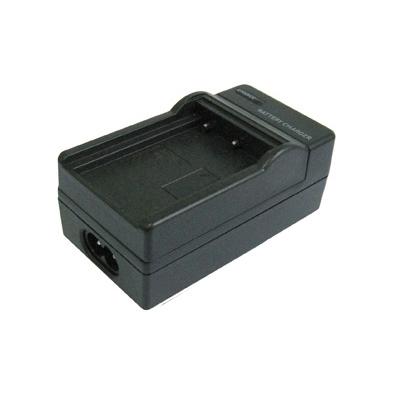 2-in-1 digitale camera batterij / accu laadr voor konica minolta np200