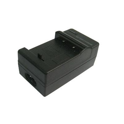 2-in-1 digitale camera batterij / accu laadr voor jvc vm200