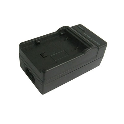 2-in-1 digitale camera batterij / accu laadr voor jvc v707 / v714 / v733