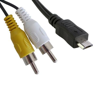 digitale camera kabel voor kodak m522 / m532 / m552, lengte: 1.5m