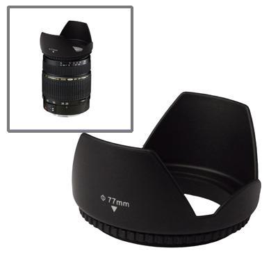 77mm lens kap voor camera's (schroeven houder)