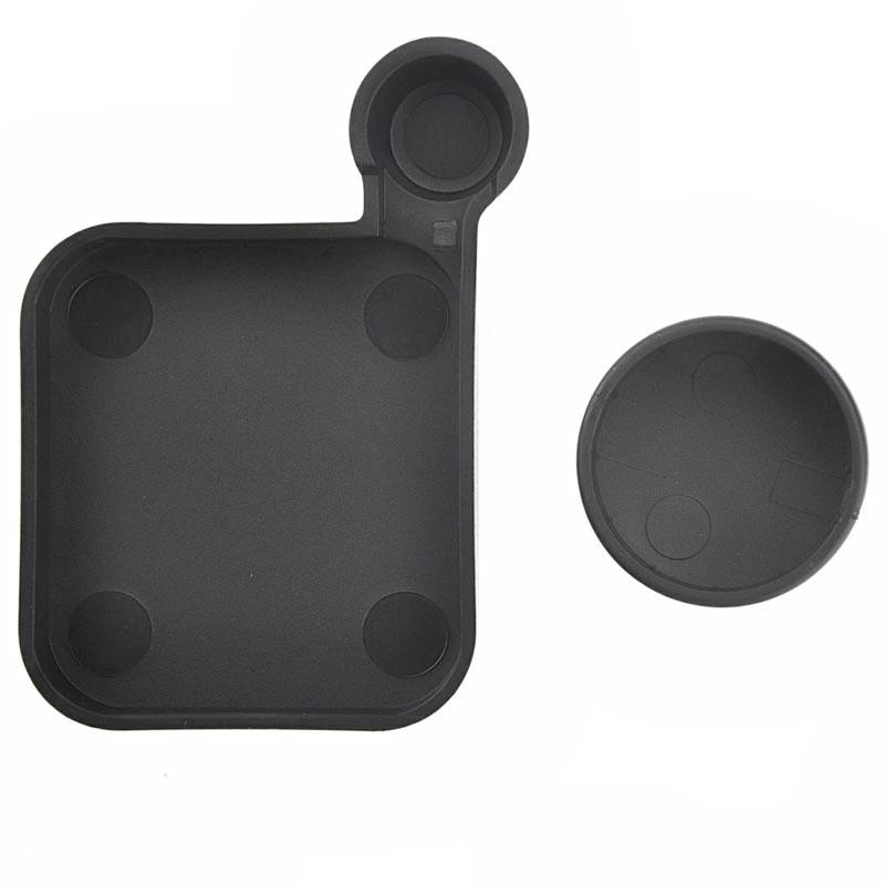 ST-77 beschermings Camera Lens Cap Cover + behuizing hoesje Cover voor GoPro HD HERO3(zwart)