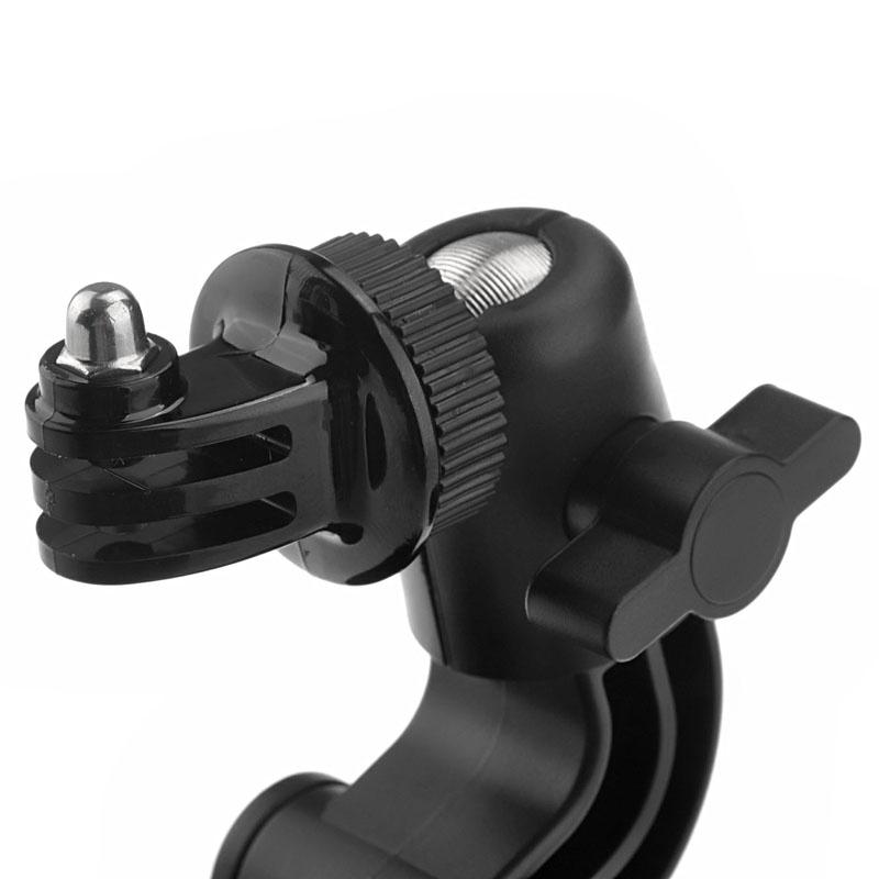ST-72 9cm Diameter auto venster Plastic Cup Suction Mount + statief houder Gadget Voor GoPro HERO4 / 3 + / 3 / 2 / 1(zwart)