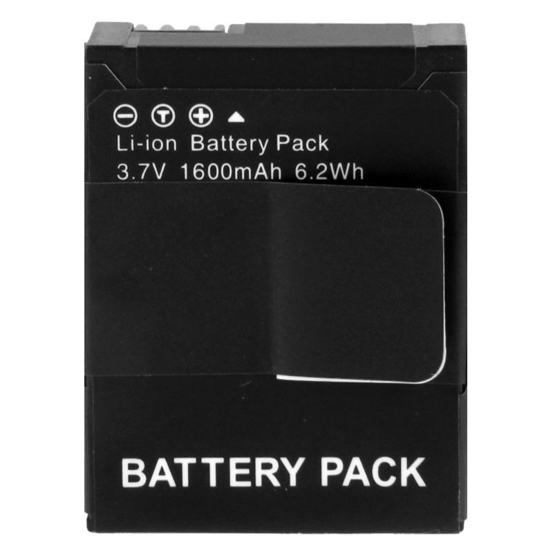 AHDBT-301/302 3.7V 1680mAh vervangende accu voor GoPro HD HERO3 + / 3(Black)