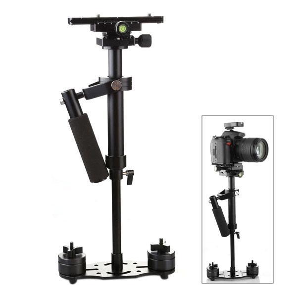 40cm handheld handige tabel stabilisator voor camera / video camcorder