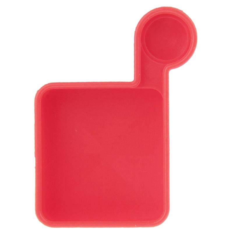 TMC siliconen Cap voor GoPro Hero 4 / 3+(rood)