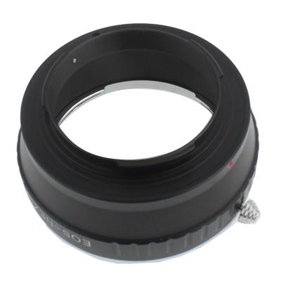Canon eos lens voor sony nex lensring houder stepping