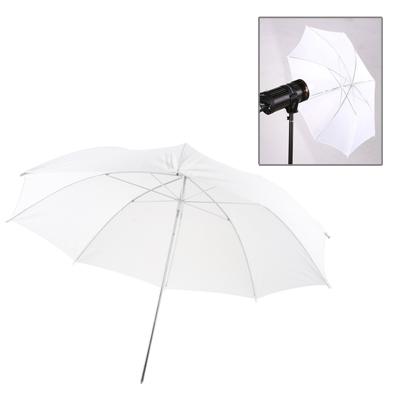 33 inch flash licht zachte diffusor wit umbrellawit