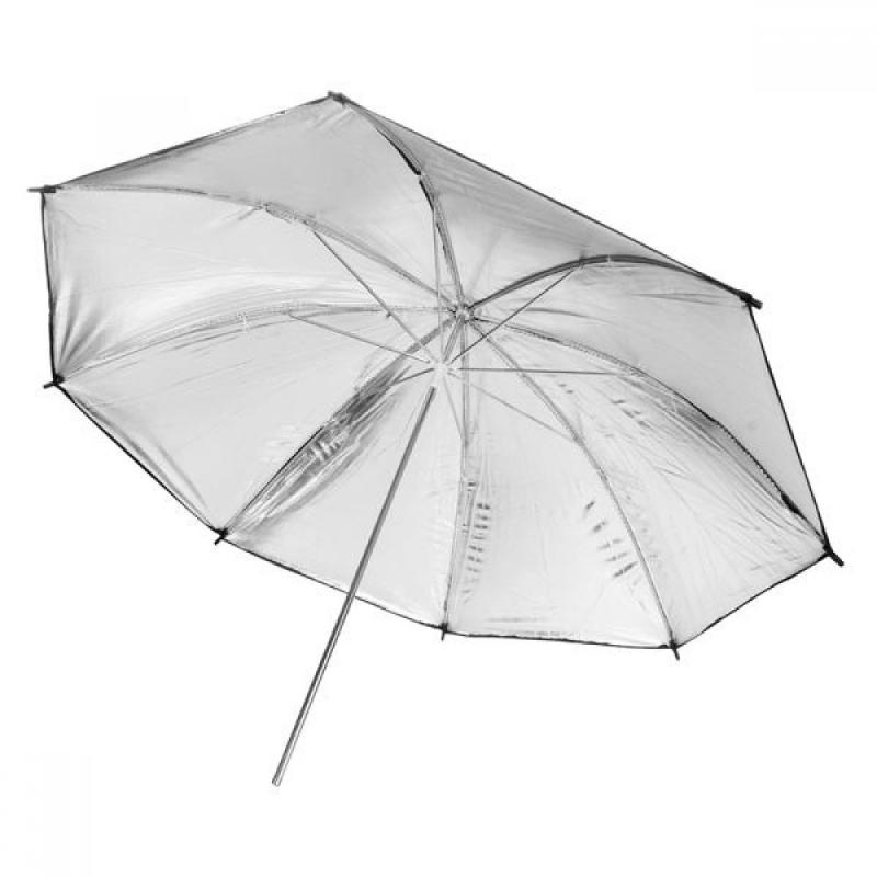 33 inch flash licht zachte diffusor paraplu
