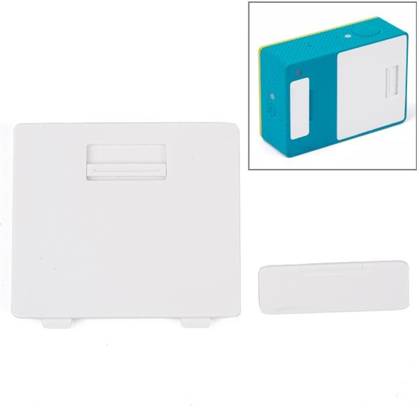 Interface Cover + batterij backcover voor Xiaoyi(White)