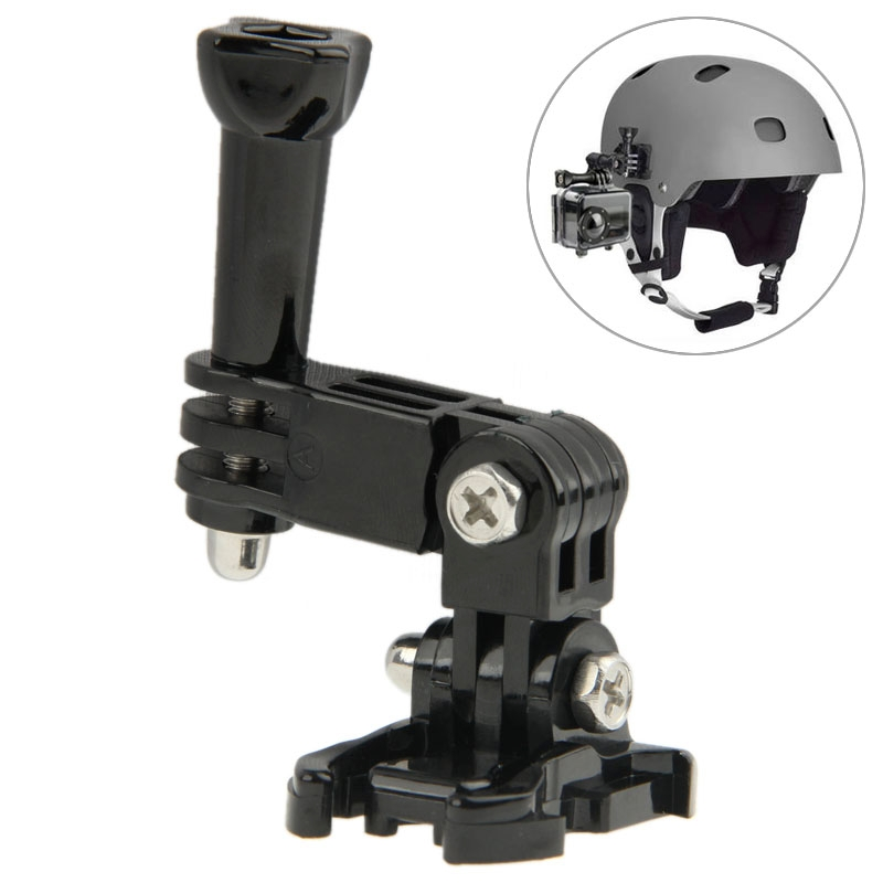 Hoge kwaliteit kleine houder voor GoPro Hero 4 / 3 + / 3 / 2 / 1  SJCAM SJ6000 / SJ5000 / SJ4000