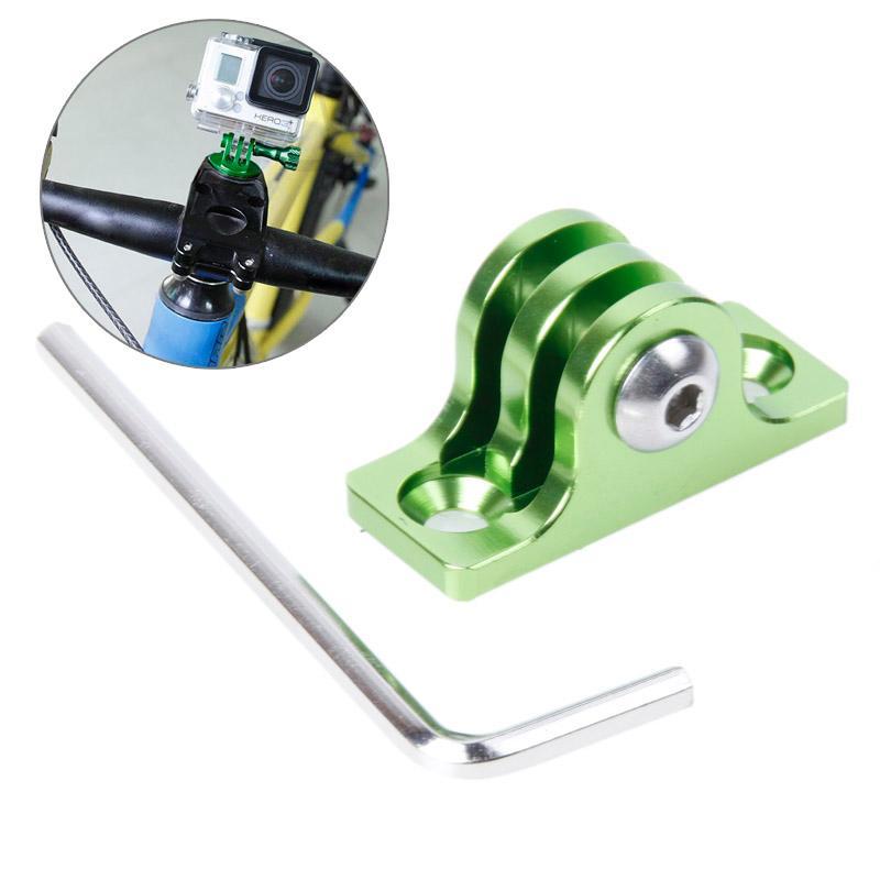 TMC Adapter Mount voor GoPro Hero 4 / 3 + / 3 / 2 / 1(groen)