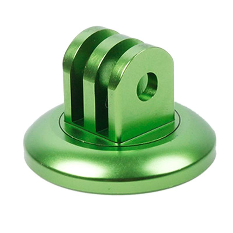 TMC Headset stuurhouder voor GoPro Hero 4 / 3 + / 3 / 2 / 1(groen)