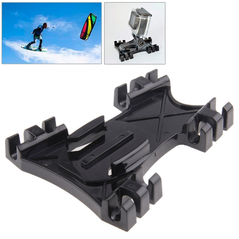 Surfen Kite Mount voor GoPro HERO4 /3+ /3/2 /1(zwart)