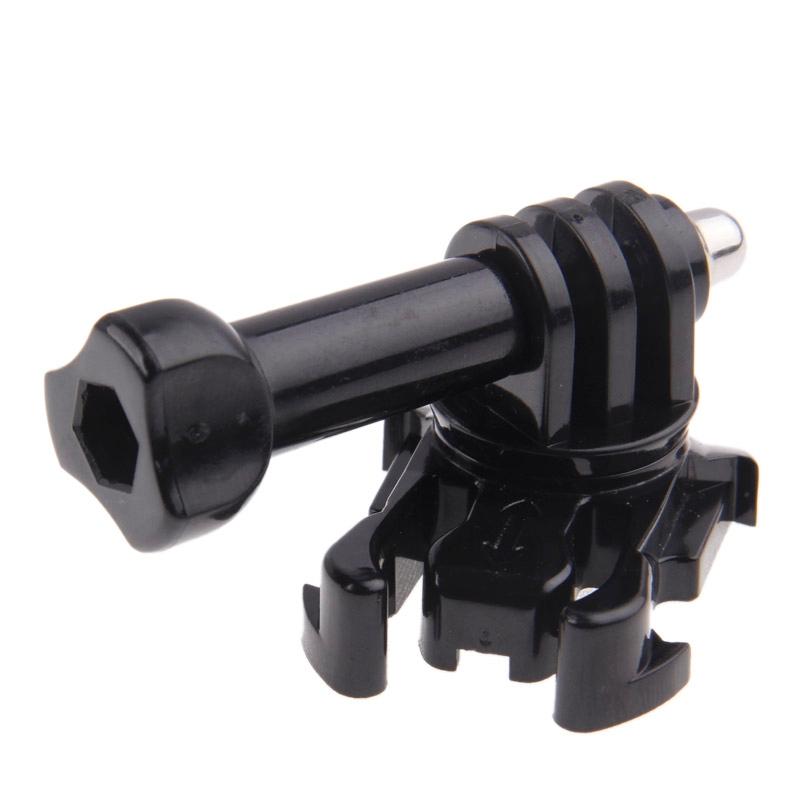 360 graden draaien verstelbare gesp Basic riem Mount & schroeven bout voor GoPro HERO4 /3+ /3/2 /1(zwart)