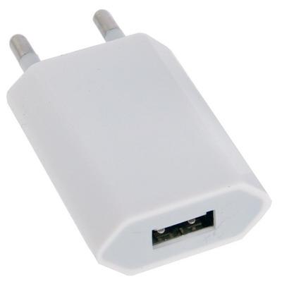 2 in 1 (eu stekker thuislader +  USB 2.0 iphone 8 pin, iphone 30 pin ) geschikt voor alle iphone en ipads