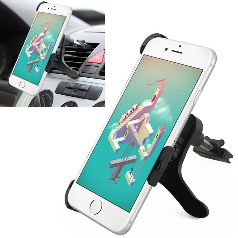 Air Conditioning autohouder voor iPhone 6 Plus & iPhone 6S Plus