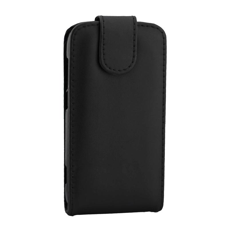 lederen hoesje voor HTC Sensation 4G / Sensation XE / G18(zwart)