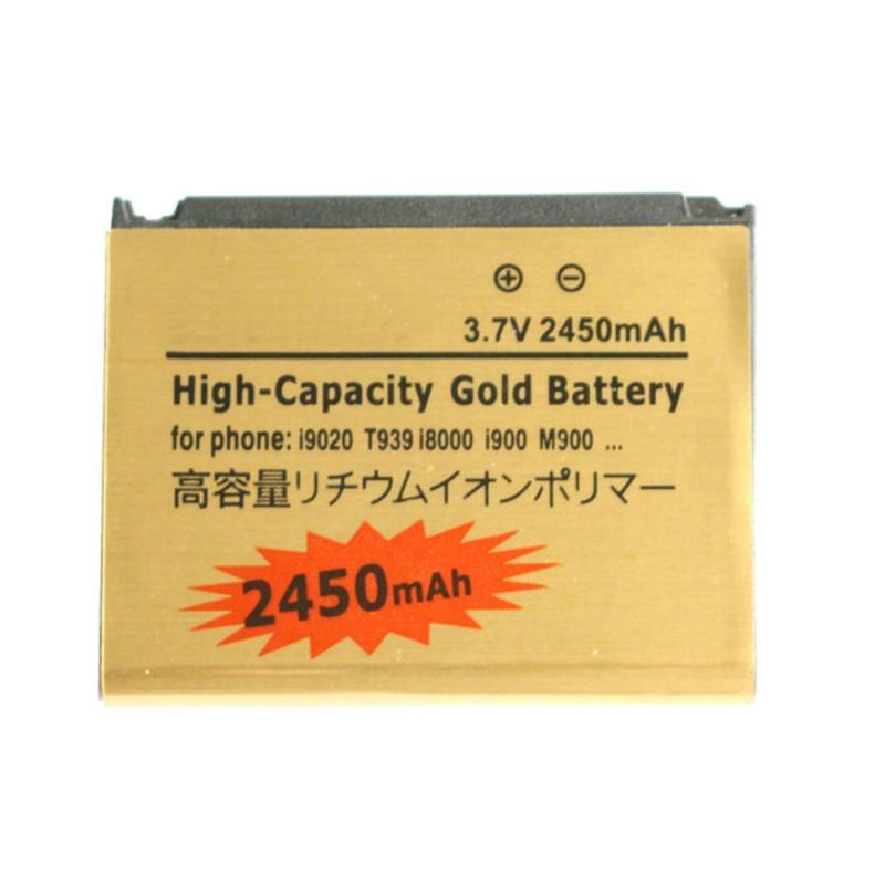 Samsung Galaxy Nexus S / i9020 / t939 / i8000 / i900 / m900 2450mAh hoge capaciteit Batterij / Accu