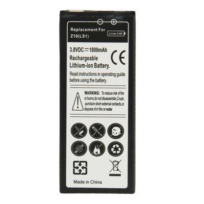 Afbeelding van 1800mAh LS1 Replacement Battery for Blackberry Z10