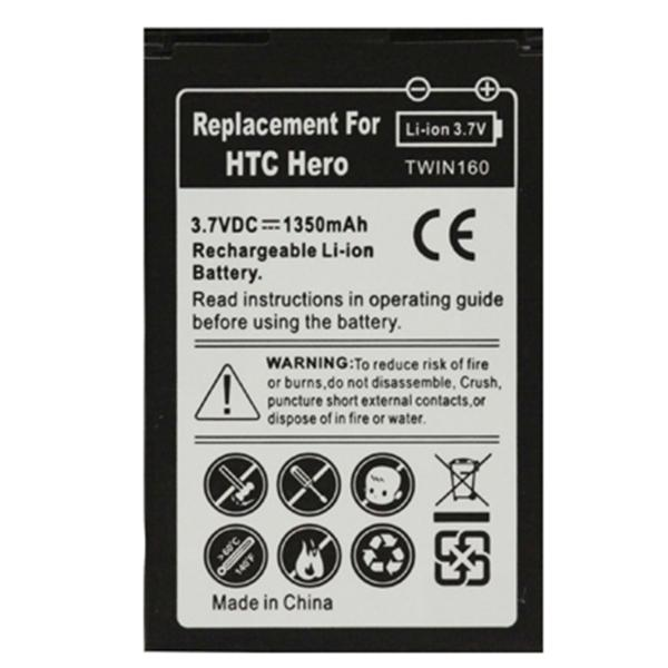 HTC Hero / G3 GSM Accu / Batterij