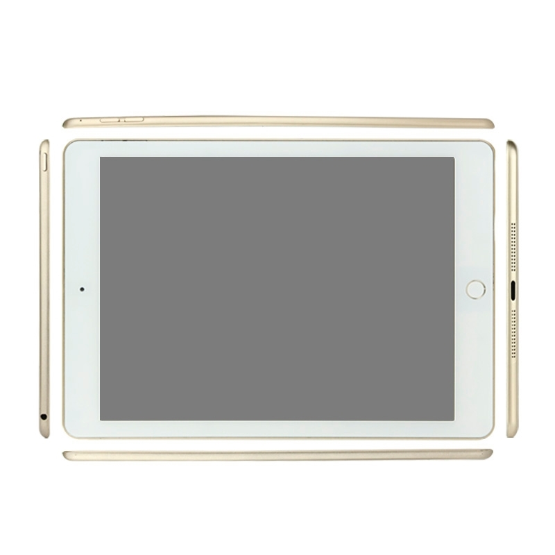 High Quality Dark Screen Non-Working Fake Dummy  Display Model for iPad Air 2(Gold)