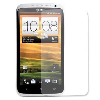 HTC One X duurzame Ultra Clear Schermprotector
