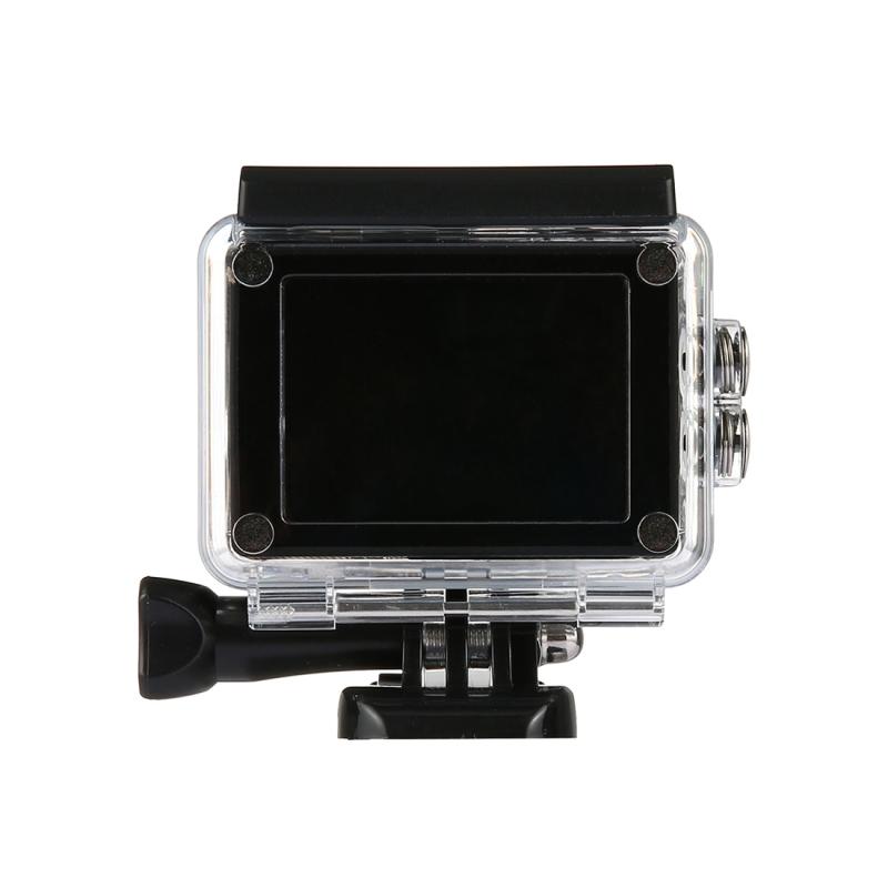 SJCAM SJ4000 WiFi Full HD 1080P 12MP duiken fiets Camera 30m waterdicht Car DVR actiesporten DV met waterdichte Case(Silver)