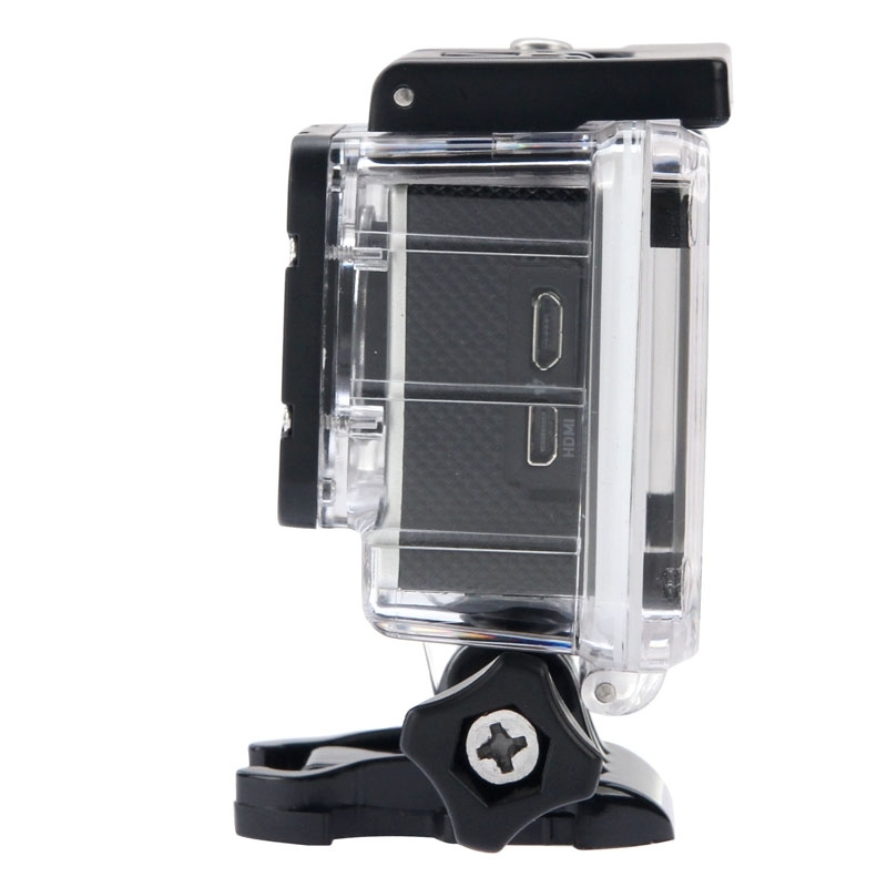 SJCAM SJ4000 Full HD 1080P 1.5 inch LCD sport Camcorder met waterdichte hoes 12.0 Mega CMOS Sensor 30m Waterproof(White)