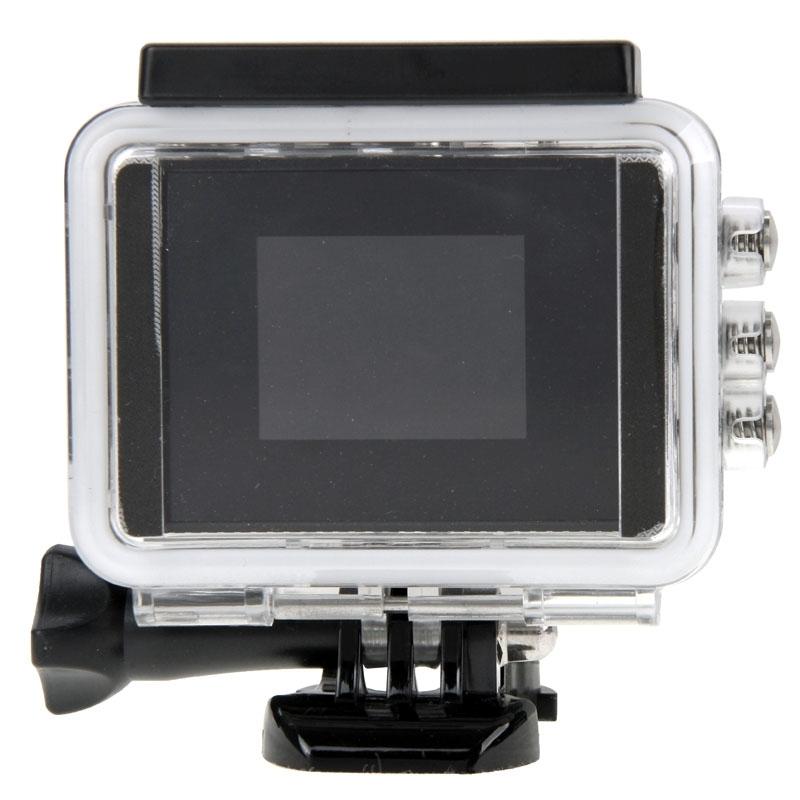SJCAM SJ5000 Novatek Full HD 1080P 2.0 inch LCD scherm sport Camcorder Camera met waterdicht geval 14.0 Mega CMOS Sensor 30m Waterproof(Silver)