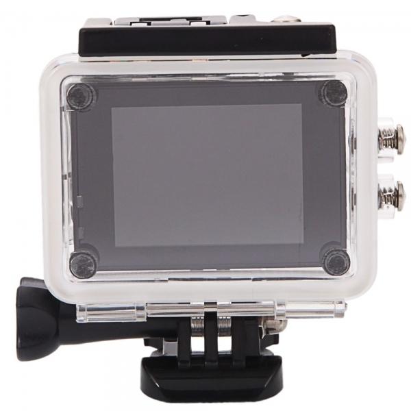SJ7000 Full HD 1080P 2.0 inch LCD scherm Novatek 96655 WiFi sport Camcorder Camera met Waterdicht hoesje, 170 graden HD groothoek Lens, 30m Waterdicht(Goud)